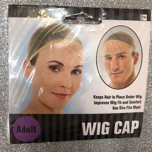 Still sealed! Wig Cap Brand New!